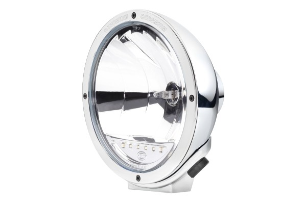 HELLA 1F8 007 560-451 FF/Hybrid-Fernscheinwerfer - Luminator Chromium - 12/24V - rund - Referenzzahl