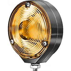 gelb HELLA 2BA 001 416-021 Blinkleuchte Blinklicht Anbau vorne rechts