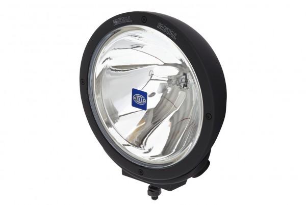 HELLA 1F8 007 560-121 Halogen-Fernscheinwerfer - Rallye 4000 Metal - 12V - Anbau - Menge: 1