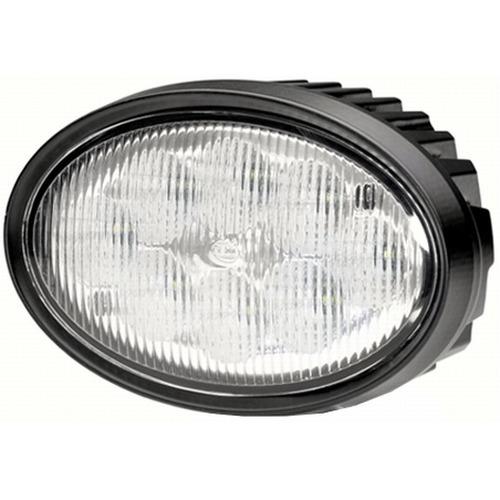 12V//24V HELLA 1GA 996 189-011 Arbeitsscheinwerfer Power Beam 2000 f/ür Nahfeldausleuchtung 43W LED Anbau// gesteckt