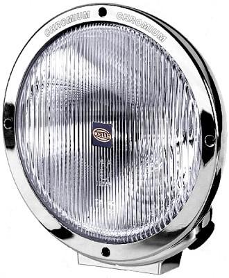 HELLA 1F8 007 560-131 Halogen-Fernscheinwerfer - Luminator Chromium - 12/24V - rund - Referenzzahl:
