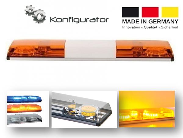 LED Lichtwarnbalken Serie Germany, der Preissieger, Made in Germany!