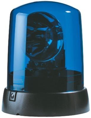 HELLA 9EL 862 140-001 Lichtscheibe, Rundumkennleuchte - blau