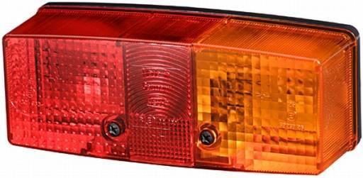 P21W 2SD 003 167-011 links Lampenart Heckleuchte Rückleuchte Rücklicht HELLA