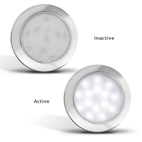LED Innenraumleuchte, 180 Lumen, Niedrigprofil, 12 Volt