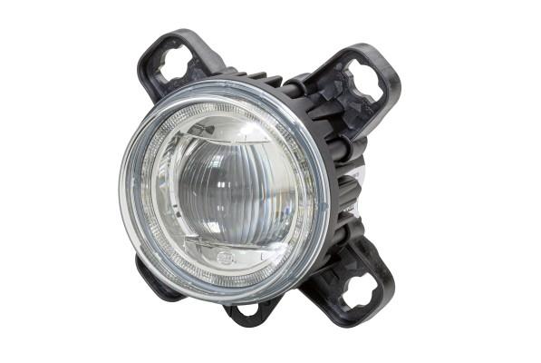 HELLA 1F0 011 988-131 DE/LED-Fernscheinwerfer - 90mm Performance L4060 - 12/24V - rund - Einbau - Li