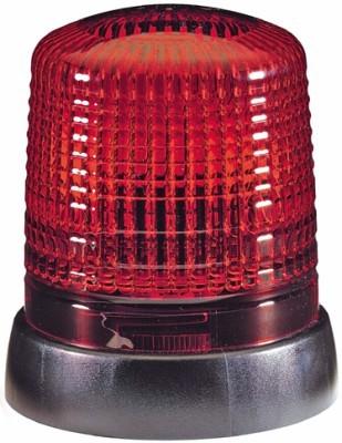 HELLA 9EL 862 141-011 Lichtscheibe, Rundumkennleuchte - rot