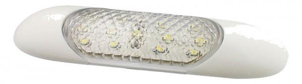 LED Innenraumleuchte weiß 100 mm 12 und 24 Volt