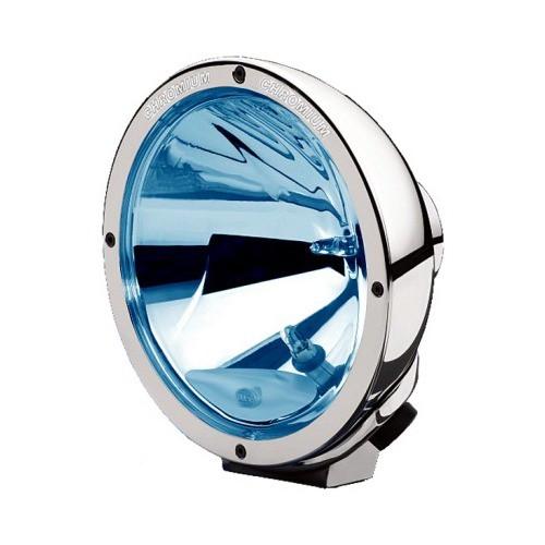 HELLA 1F8 007 560-331 Fernscheinwerfer Luminator-Chromium, rund, Anbau links/rechts stehend, Halogen