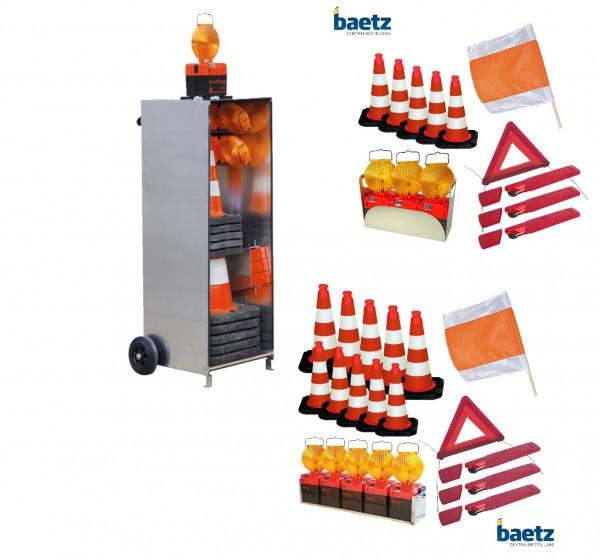 baetz Absicherungsset, DGUV 214-010 (BGI 800)