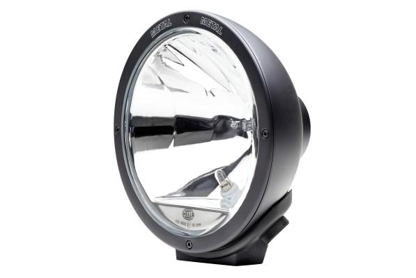 HELLA 1F8 007 560-401 FF/Halogen-Fernscheinwerfer - Luminator Metal - 12/24V - rund - Referenzzahl: