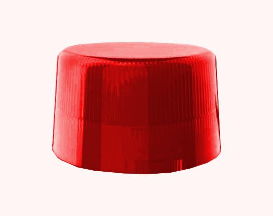 Hella KL 7000 LED Lichthaube rot