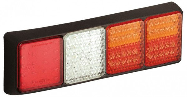 LED Kombinationsleuchte 12/24V
