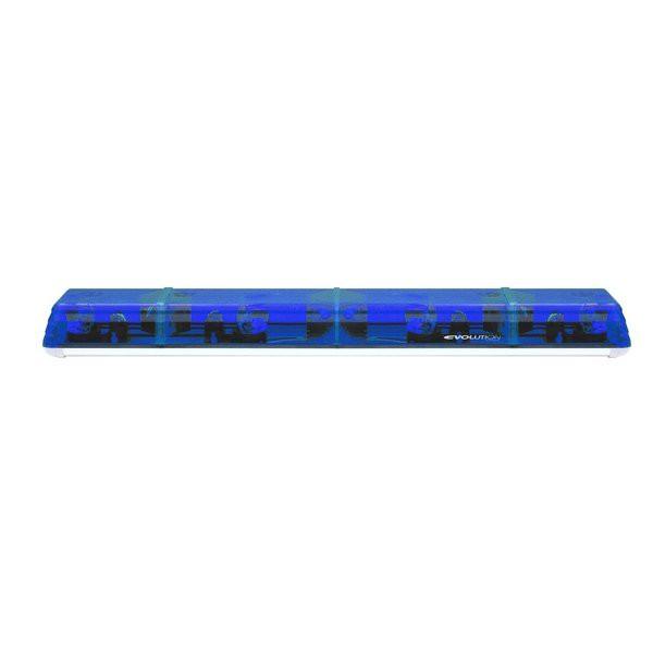 Lichtwarnbalken 624 - Drehspiegel 1200 mm AB blau