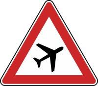 Flugbetrieb, Aufstellung links