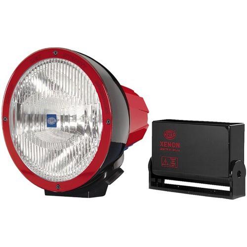HELLA 1F8 007 560-561 Fernscheinwerfer Luminator Xenon, Anbau links/rechts stehend/hängend, 12 V