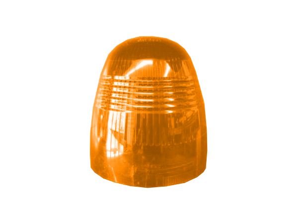 Hella KL Rotaflex/Rotafix Lichthaube, gelb