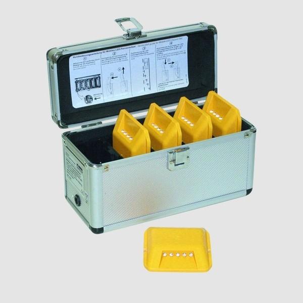 Mobiles LED Pannenleitset 12/24V gelb