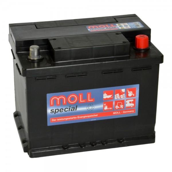 Versorgungsbatterie 60 Ah