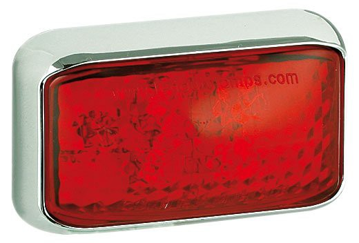 LED Markierungsleuchte rot