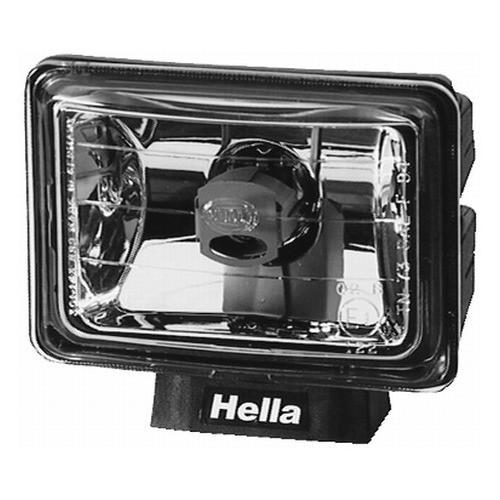 HELLA 1FA 007 133-021 Fernscheinwerfer Micro-FF, Anbau links/rechts stehend, Halogen, 12 V