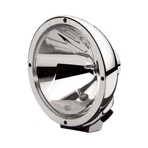 HELLA 1F8 007 560-311 Fernscheinwerfer Luminator-Chromium, rund, Anbau links/rechts stehend, Halogen