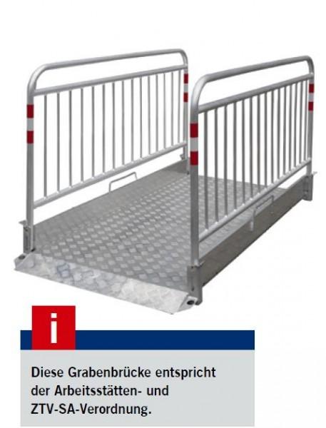 Grabenbrücke Secure