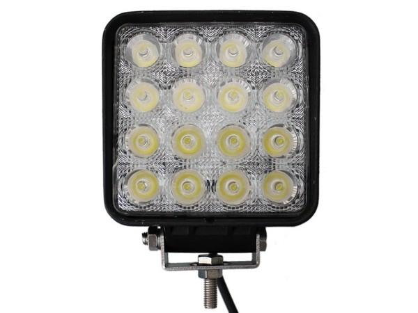 LED Arbeitsscheinwerfer 16 x 3W, 9-32V