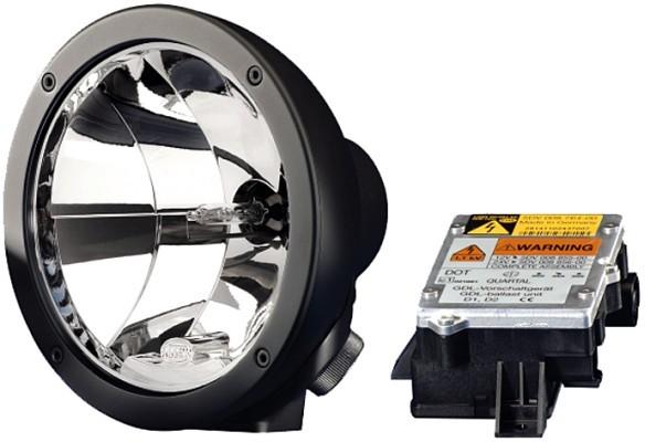 HELLA 1F3 009 094-142 Xenon-Fernscheinwerfer - Luminator Compact Xenon - 12V - rund - Referenzzahl: