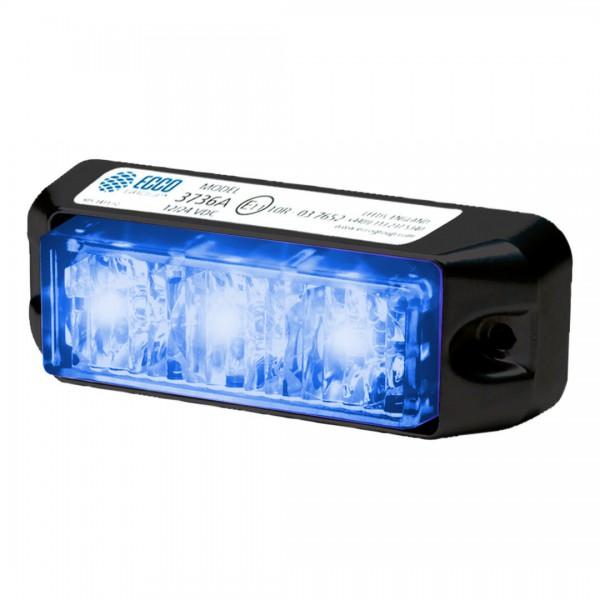 LED Blitzmodul blau
