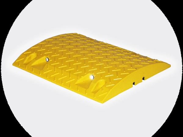 Bodenschwelle, Tempohemmschwelle 60 mm, 10 km/h, gelb