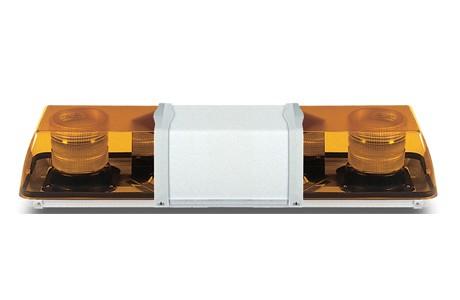 Xenon Doppelblitz Lichtwarnbalken, 740 mm