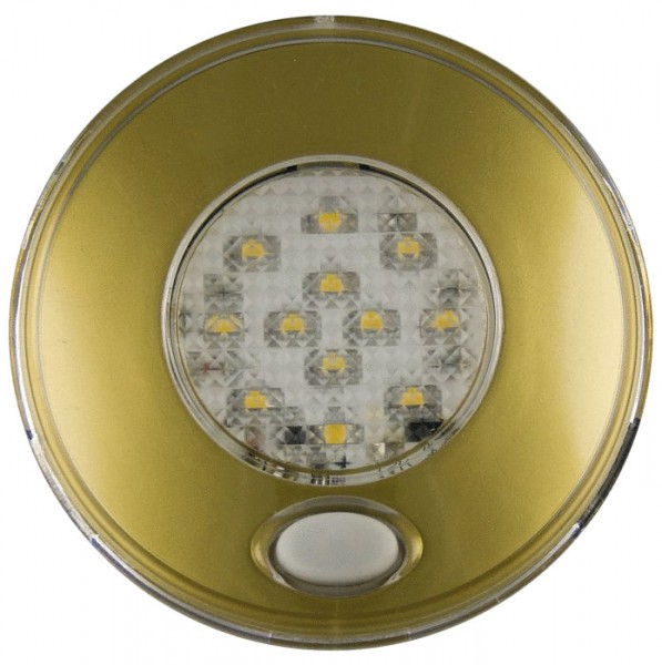 LED Innenraumleuchte Gold