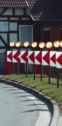 LED-Aufbaulicht-Anlage mit Richtstrahlern RS 2000 LED