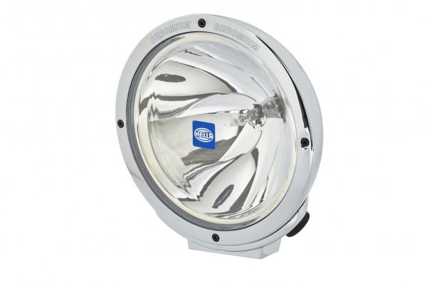 HELLA 1F8 007 560-141 Halogen-Fernscheinwerfer - Luminator Chromium - 12V - Anbau