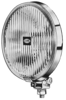 HELLA 1F4 002 608-001 Halogen-Fernscheinwerfer - Classic 160 - 12/24V - rund - Anbau - links/rechts