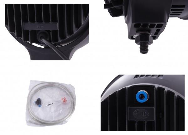 HELLA 1F3 011 815-011 LED-Fernscheinwerfer - Luminator Compact LED - 12/24V - Referenzzahl: 50 - Anb