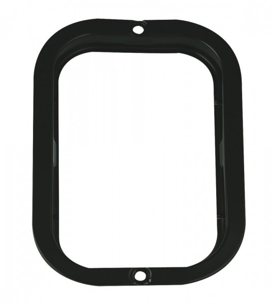 LED carlights Rahmen schwarz 59401B