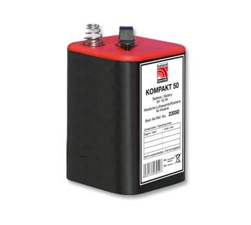 Luft-Sauerstoff-Batterie Kompakt 50 6V/50Ah