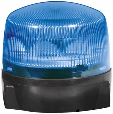 HELLA 9EL 181 506-011 Lichtscheibe, Rundumkennleuchte - blau