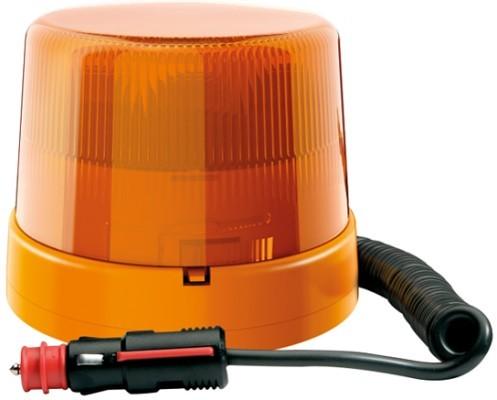 HELLA 9EL 190 025-021 Lichtscheibe, Rundumkennleuchte - rot