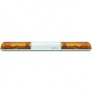 Xenon Doppelblitz Lichtwarnbalken, Serie Evolution, 2 Blitzer, 1.500 mm