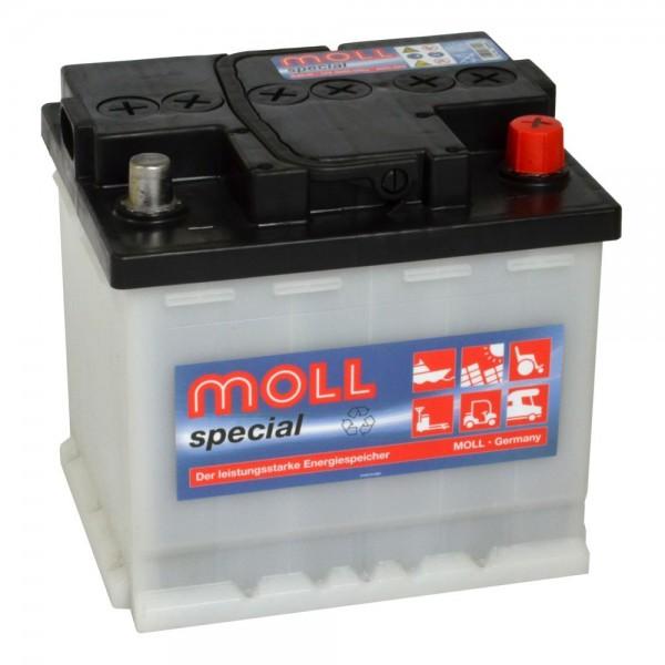Versorgungsbatterie Classic 12V 50Ah - 230Ah