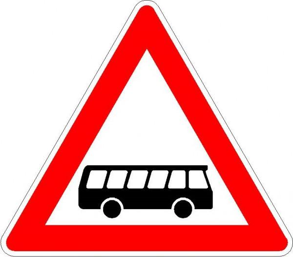 Kraftomnibusse, Aufstellung links VZ 145-20