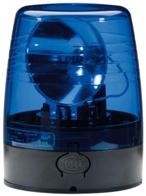 HELLA 9EL 863 100-041 Lichtscheibe, Rundumkennleuchte - blau