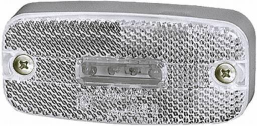 Hella Seitenmarkierungsleuchte Breite 110,8 mm, Anbau, 2PS963639-127