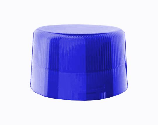 Hella KL 7000 LED Lichthaube blau