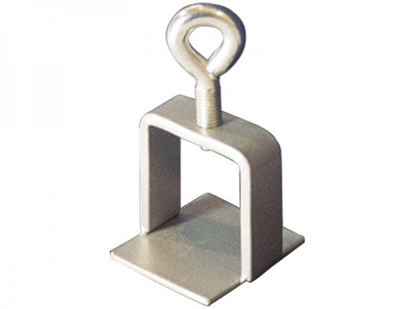 Schilderhalter - Schilderklemme, Metall, verzinkt
