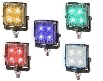 LED Blitzmodul
