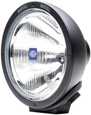 HELLA 1F8 007 560-041 FF/Halogen-Fernscheinwerfer - Luminator Metal - 12/24V - rund - Referenzzahl:
